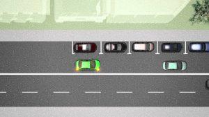 Merging lanes safety